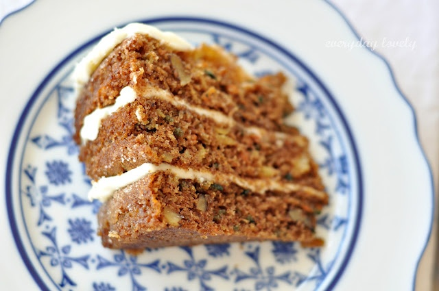 frugal whole wheat carrot cake recipe yummly whole wheat carrot cake ...