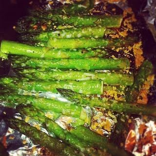 Oven-Roasted Asparagus | yummy food | Pinterest