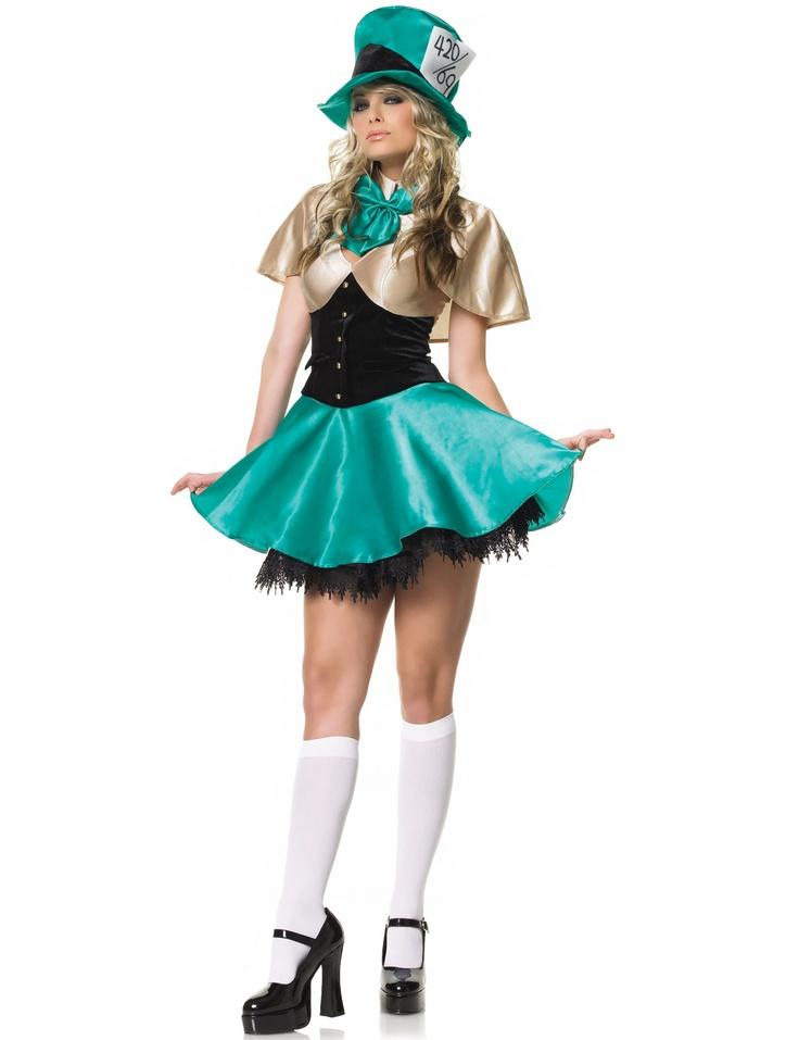 alice in wonderland tea party costumes