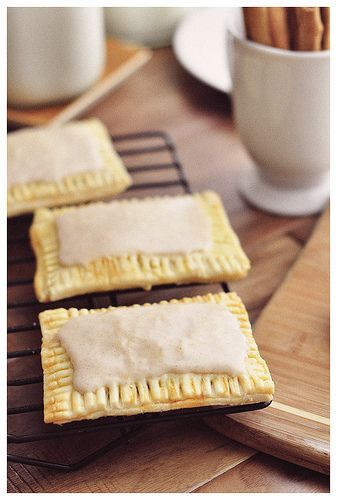 Pop-Tarts. | BREAKFAST - Most important Meal of the Day | Pinterest