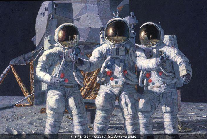 alan bean astronaut - photo #23