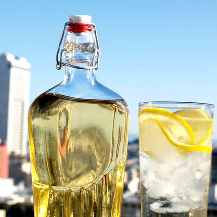 DIY Elderflower Cordial | libations and salutaions | Pinterest