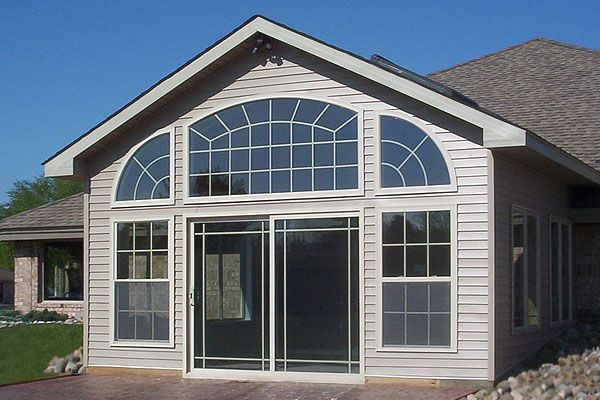 Sunroom additions plans residential sunrooms four for Four season room addition plans
