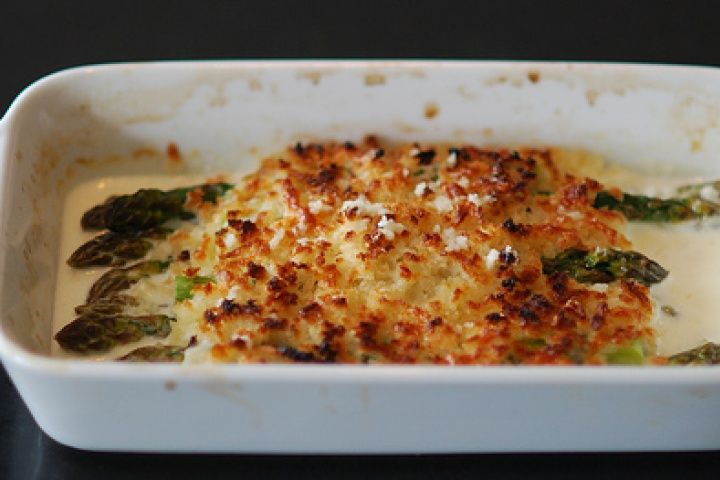Asparagus Gratin | For the love of food... | Pinterest