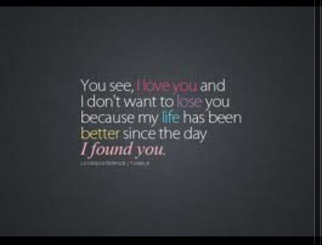 I Love You Quotes For Him Pinterest : found him!