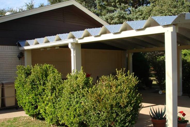 carport attached carport ideas. Black Bedroom Furniture Sets. Home Design Ideas