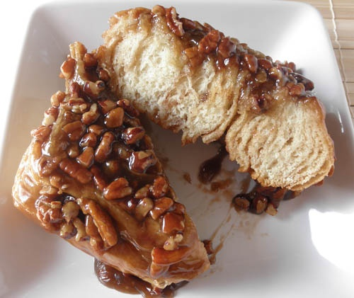 Cinnamon Pecan Sticky Buns | BREAKFAST TREATS | Pinterest
