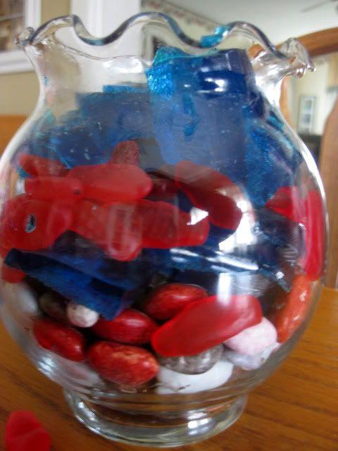 Jello Fish Bowl | Party Ideas | Pinterest
