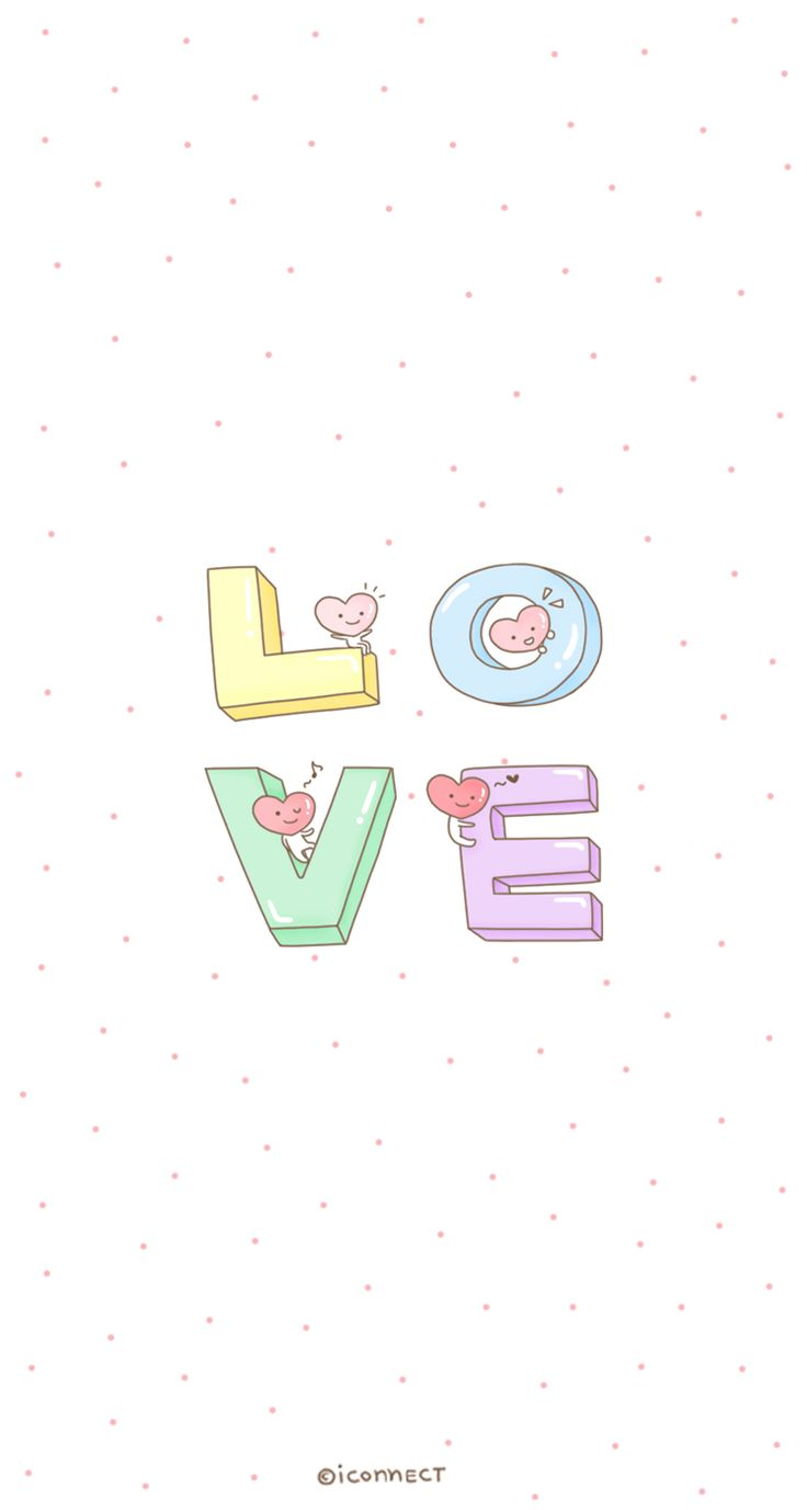cute Love Wallpaper Mobile9 : LOVE - cute iPhone wallpaper @mobile9 Love in the Air Pinterest
