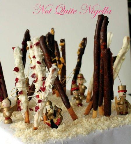 Homemade Pocky Sticks | Recipes to Try | Pinterest