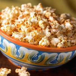 Spicy-Hot Cajun Popcorn | Appetizers | Pinterest