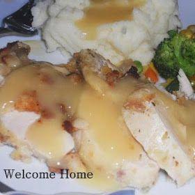Welcome Home: ♥ Swiss Chicken Bake | Dinner | Pinterest