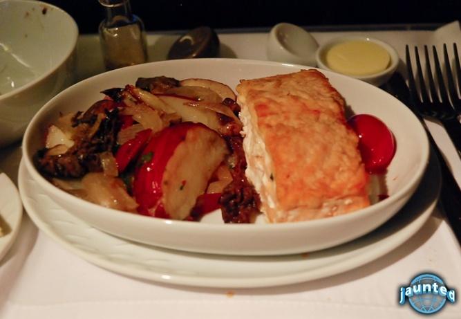 Roasted Salmon With Shallot-Grapefruit Sauce Recipes — Dishmaps