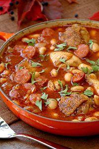 Chicken & Chorizo Casserole | Eat | Pinterest