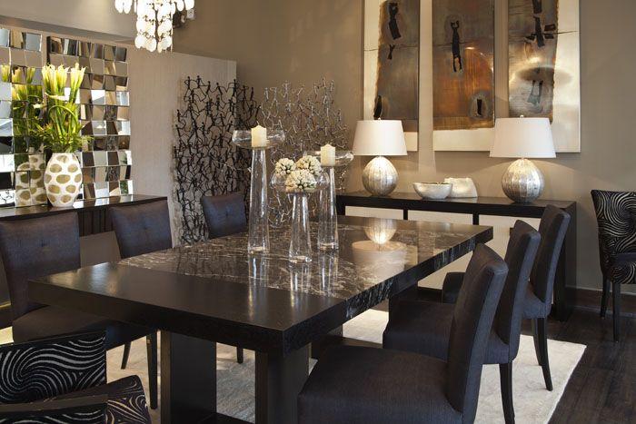 Adriana Hoyos Showroom #diningroom #furnituredesign #hoyos