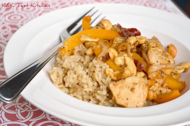 Cashew Chicken | Recipes to make... | Pinterest