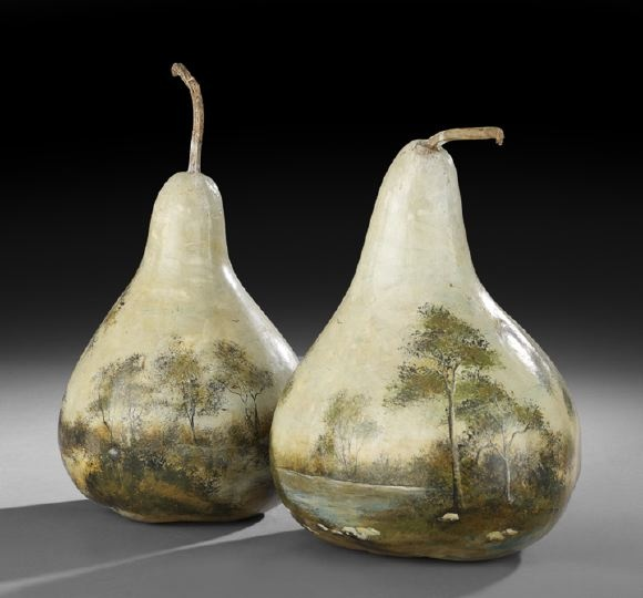 American painted gourds gourd ideas pinterest