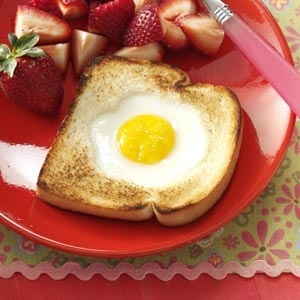 Toad+in+the+Hole breakfast | Artsy | Pinterest
