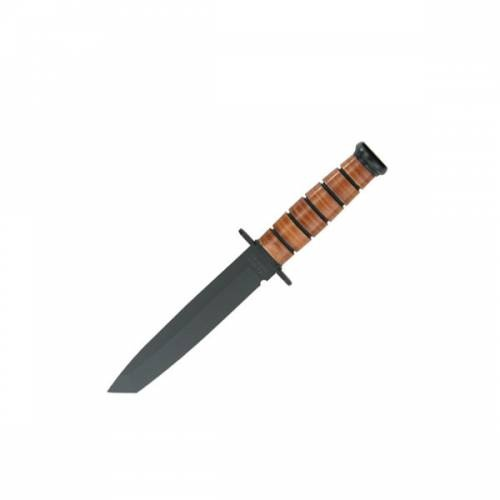 Ka-Bar Leather Tanto, Plain, Leather Sheath  is available at $111.99 USD in The Woodlands TX, 77380.