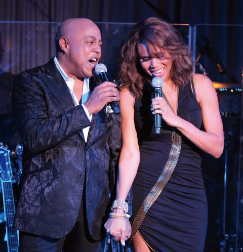 Peabo Bryson & Regina Belle - Without You (Love Theme From 'Leonard Part 6') / The Higher You Climb