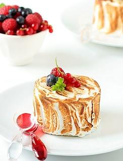 Meyer Lemon Sorbet Baked Alaska | Sweet Treats, Good Eats, Cool Drink ...
