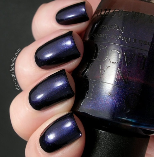 OPI Russian Navy | Tips & Toes | Pinterest
