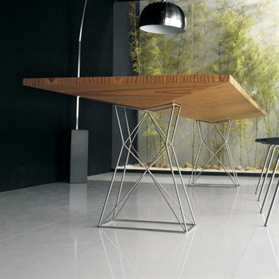 MODLOFT Furniture Luxo Curzon Dining Table Conference Table