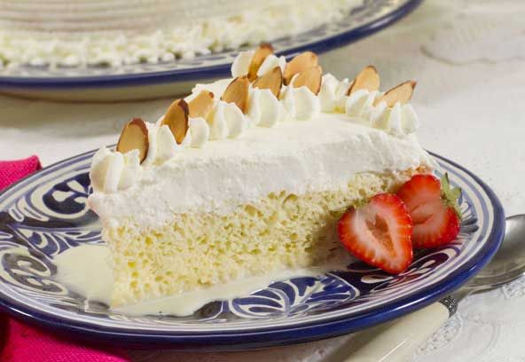 Eggnog Tres Leches Cake Recipes — Dishmaps