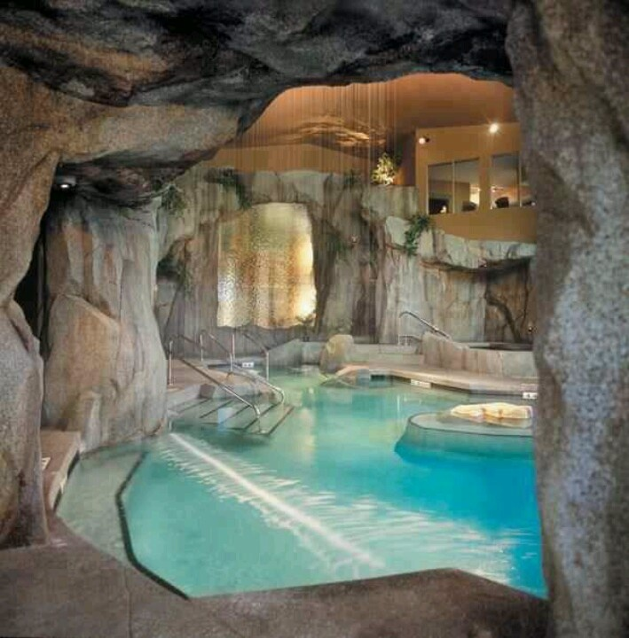 Amazing Indoor Pool Home Remodeling Pinterest