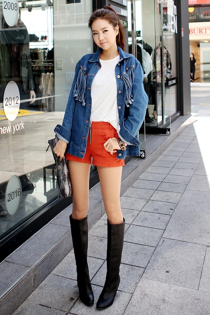 Korean Fashion Ls Street Style Kpop K Style