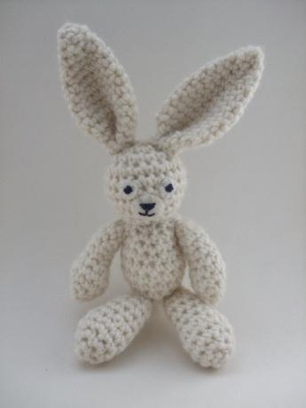 Free Crochet Patterns Bunny Slippers : FLUFFY BUNNY SLIPPERS CROCHET PATTERN ? Free Crochet Patterns
