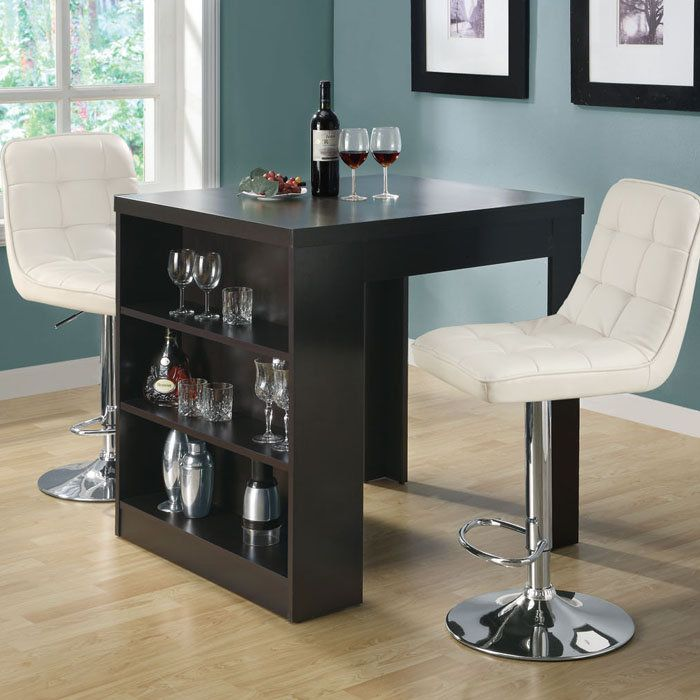 dining table with wine storage dining room pinterest