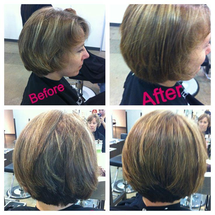 Horizontal Weave Hair Color Diagram 67