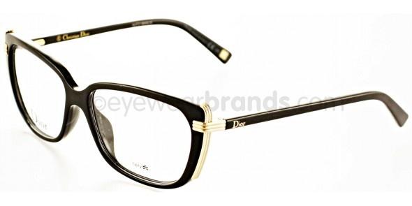 Dior Glasses Frames Cat Eye : Dior Cat-eye frames with gold detailing Wishlist Pinterest