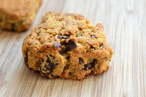 Grain-Free Dark Chocolate Cherry Scones | Award-Winning Paleo Recipes ...