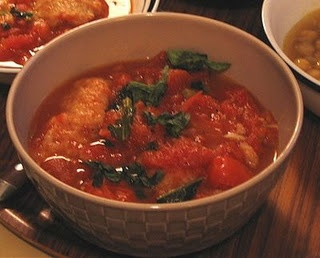 Tomato and Bread Soup | Healthy recipes, tried & true | Pinterest