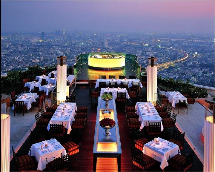 The Lebua Luxury Hotel, Bangkok