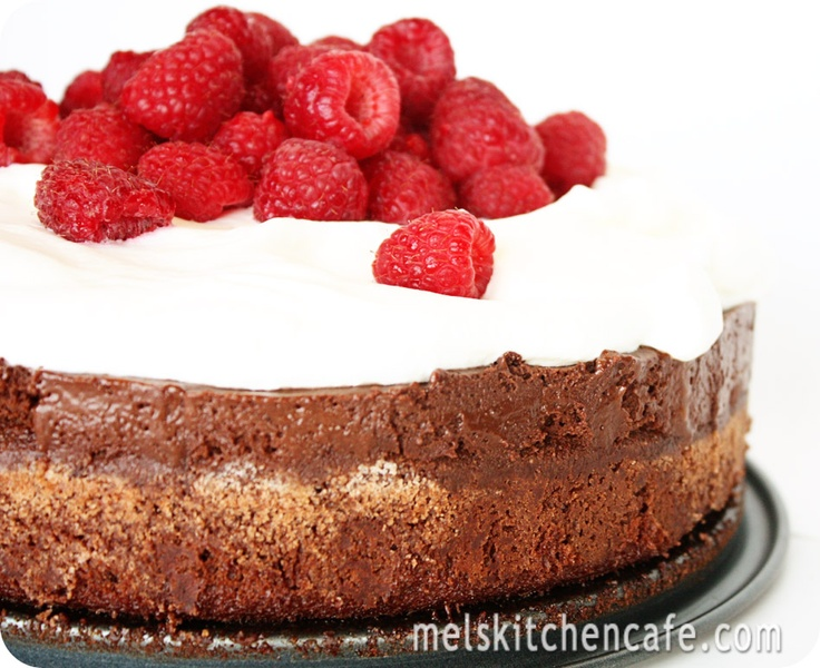 Double Chocolate Mousse Torte | Recipe