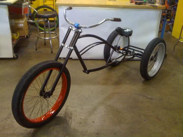 Велосипед взрослый на 3 колесах своими руками 63