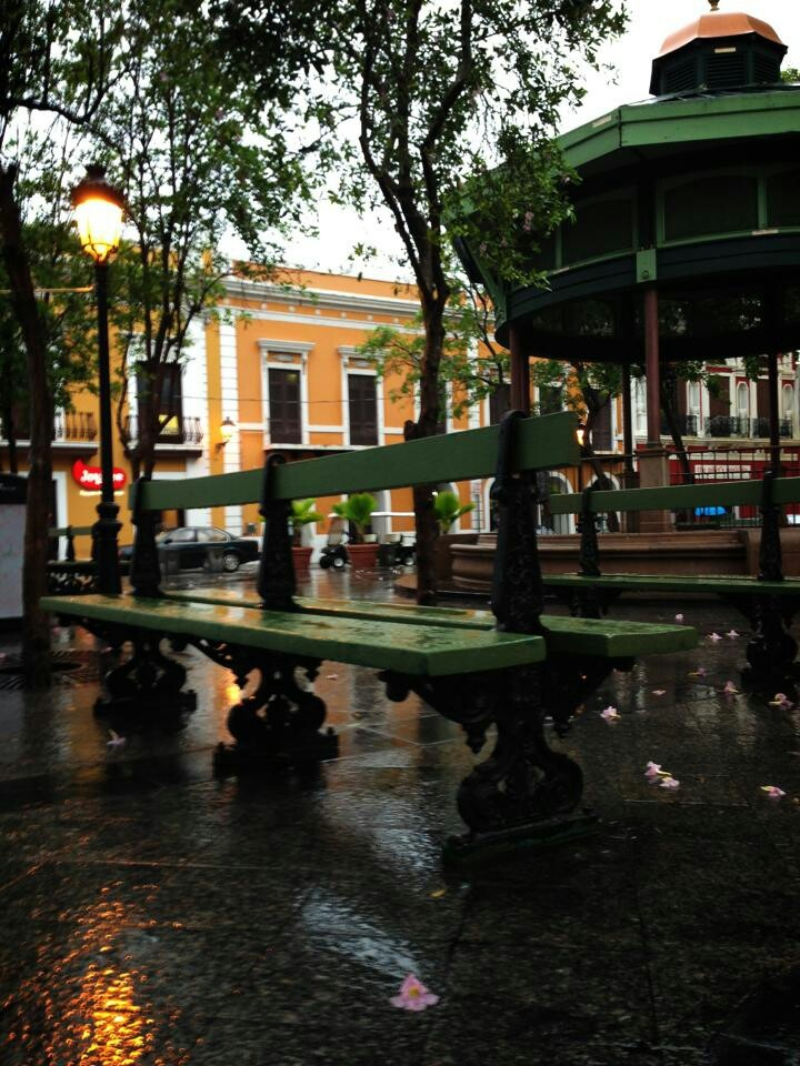 Plaza de armas old san juan amada patria pinterest