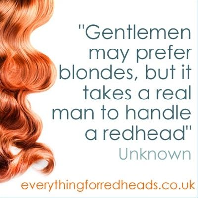 Redhead Quotes Pictures Redhead Quotes in Pictures