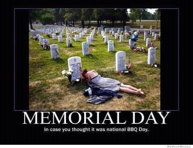 memorial day this year 2017