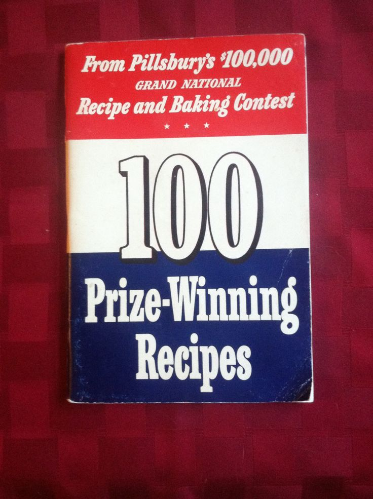 Recipe book from Pillsbury's first  Bake Off, 1949.  1st prize  50K went to Mrs. Ralph E. Smafield, Detroit, for her No-Knead Water-Rising Twists.