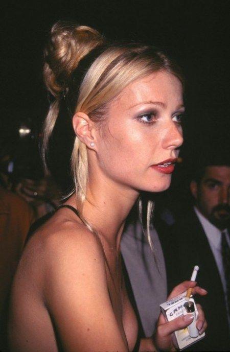 90s Gwyneth, pre-cleanses...