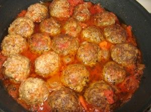 Party Food: Easy Sweet and Sour Meatballs
