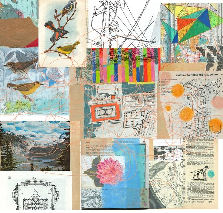 Pinterest photo collage