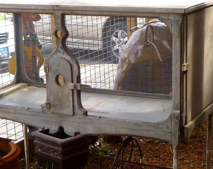 homemade rabbit cages car interior design. Black Bedroom Furniture Sets. Home Design Ideas