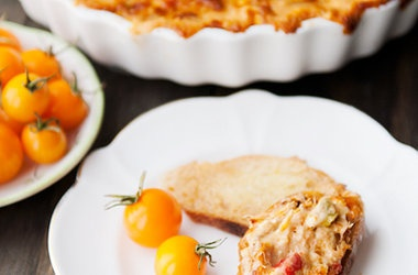 Maine Travel And Artichoke Roasted Pepper Crab Dip Recipes ...