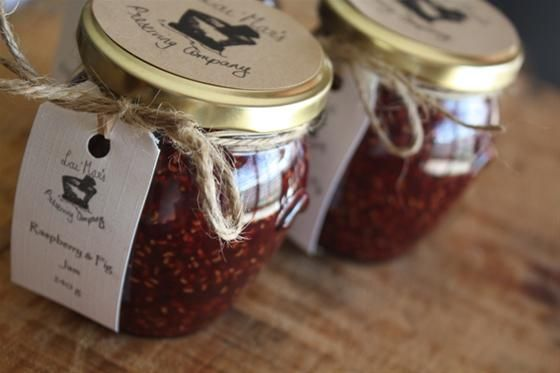 Raspberry & Fig Jam 240g Delicious on sourdough toast, scones or ...