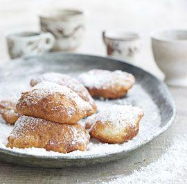 Buttermilk Beignets | Recipe
